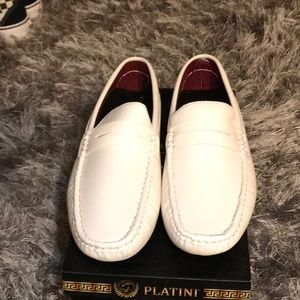 All white Platini